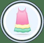 tenues- robes