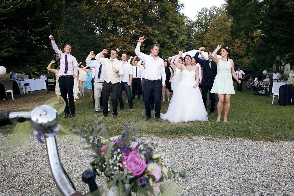 organiser un flashmob mariage