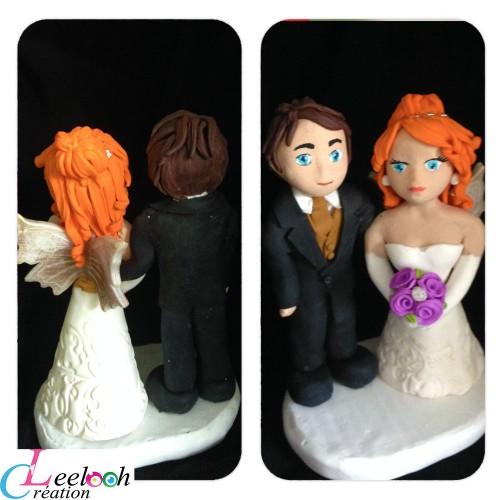 figurines personnalisées coupleelfe