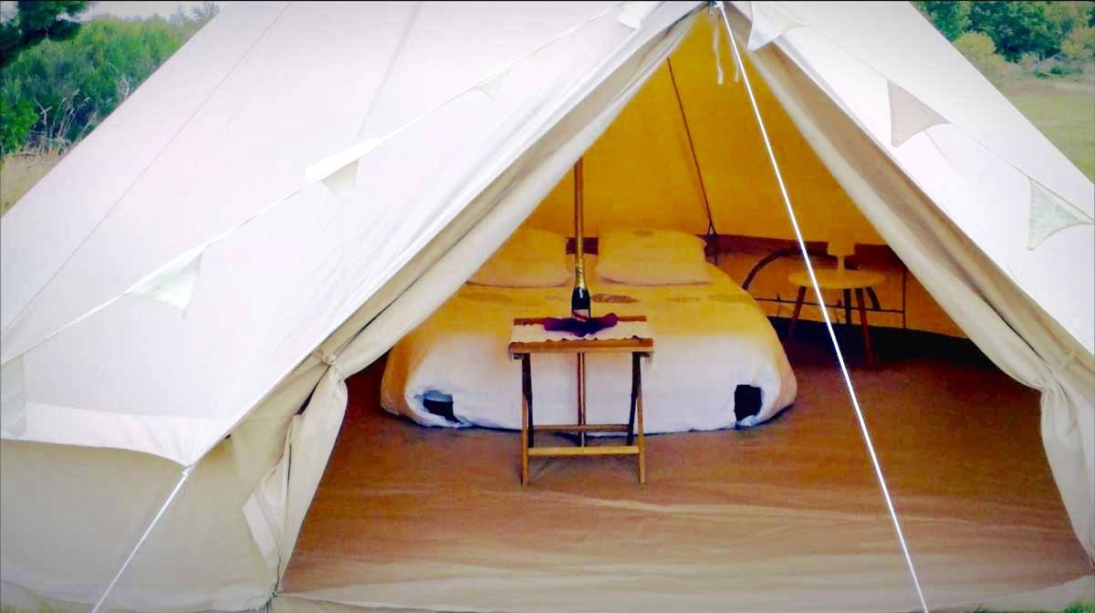 5 bonnes raisons d'installer un Wedding Camping pour mon mariage