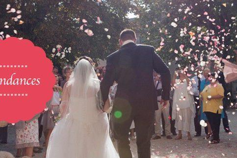 tendances mariage 2016