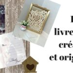 livres d'or mariage - organisatrice de mariage aquitaine