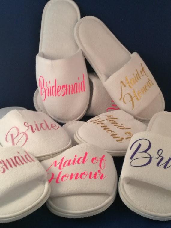 chaussons personnalises – la fabrique a mariage