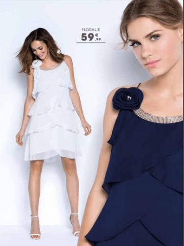 Tati mariage robe floralie - La fabrique à mariage