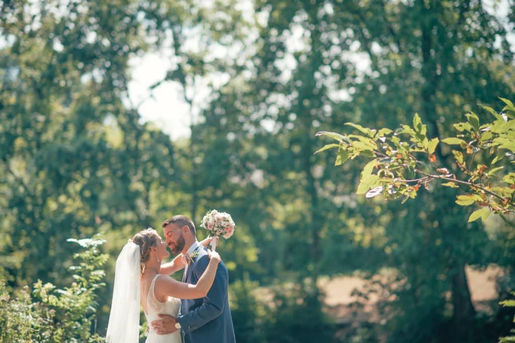 mariage champêtre pastel - la fabrique a mariage