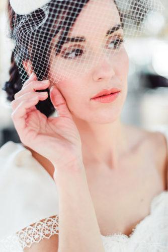 robe dos nu LES MARIEES FOX-civil - la fabrique à mariage