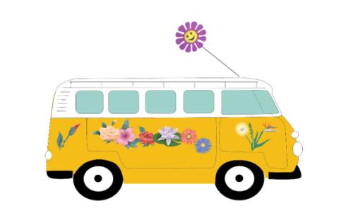 décoration voiture - la fabrique a mariage