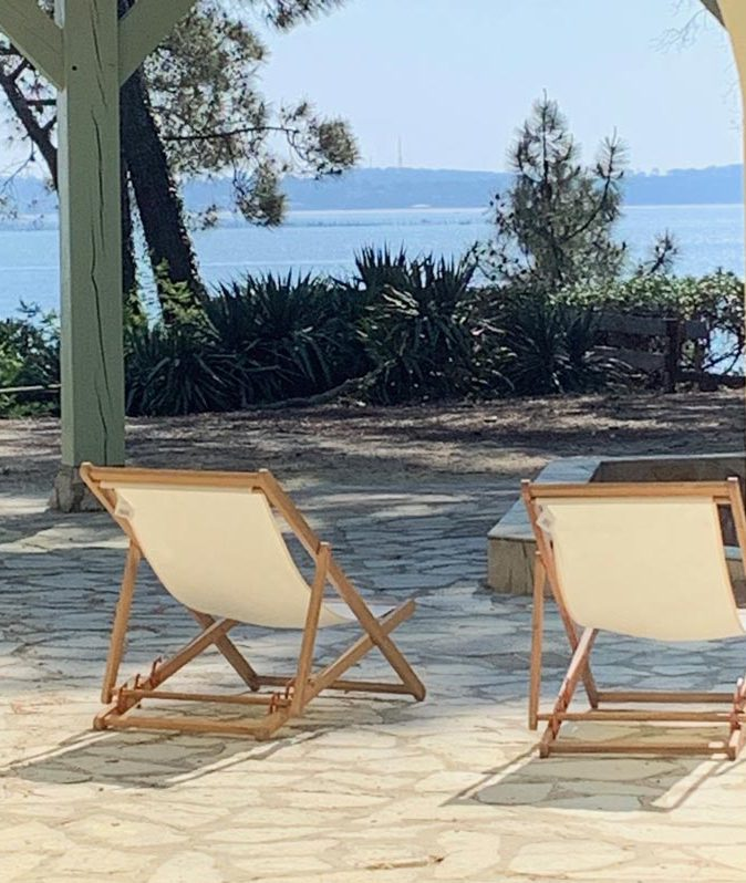 location villa mariage Cap Ferret