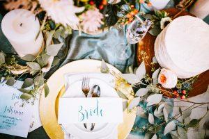 décoration de mariage fleuri