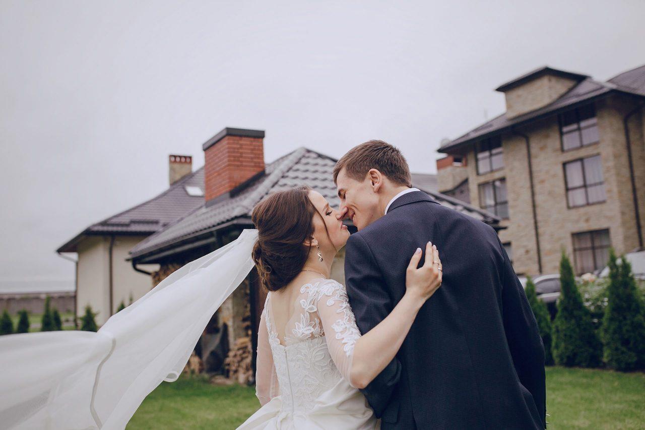 se marier à la maison