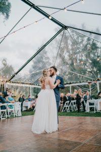 chapiteau réception mariage