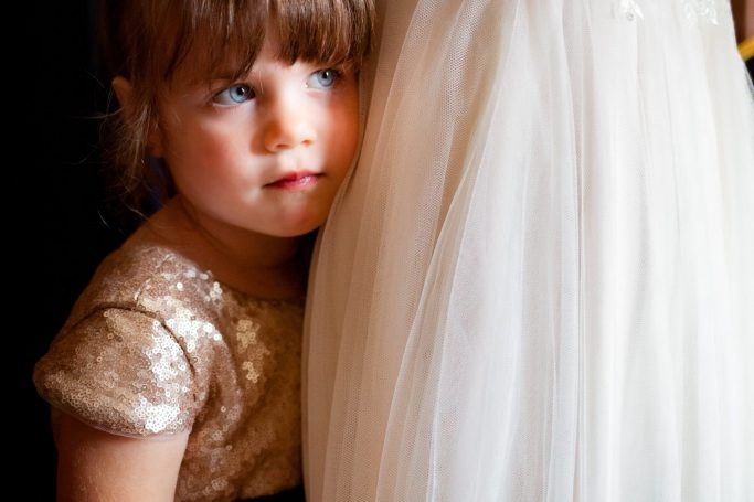 occuper les enfants pendant le mariage